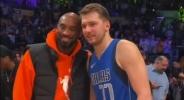 Лука Дончич: Заради Коби и Леброн играя баскетбол