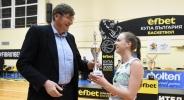 Теодора Динева: Гледаме напред към следващи трофеи