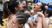 Жаклин Златанова с първата си Купа на България: Искахме я с цялото си сърце