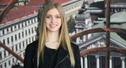 Александра Фейгин в Студио СПРИНТ: Трудностите са предизвикателство за мен