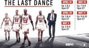 ESPN пуска по-рано документалната поредица за славния Чикаго Булс