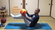Упражнения за баскетболисти в домашни условия - част 2 (видео)
