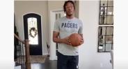 Три минути упражнения у дома с Jr. NBA