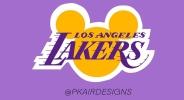 НБА и Дисни - фантастични лога за всеки отбор в лигата