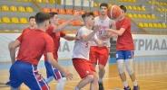 Националите U18 победиха юношите на БУБА в контрола (снимки)