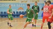 Юношите U18 с убедителна победа срещу ЦСКА (снимки)