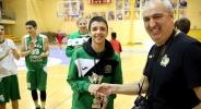 Александър Гавалюгов е MVP на сезона в Европейската лига за момчета U14