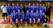Титла за Рилски спортист при момичетата U16 (снимки)
