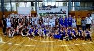 Крайно класиране на шампионата при момичетата U16