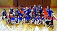 Фотогалерии от мачовете за медалите и награждаването при момичетата U16