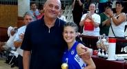 Индивидуални награди при момичетата U16