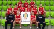 13 момчета в състава на националния отбор за FIBA U17 Skills Challenge