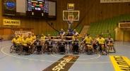 Левски спечели турнира по баскетбол на колички в Габрово