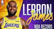 Леброн за рекорден 16-и път сред най-добрите за сезона в НБА