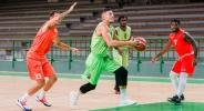 Берое се завърна в залата си с победа срещу румънци