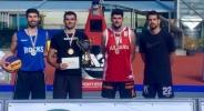 Кой спечели 3х3 турнира в София