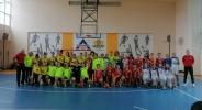 Осем отбора се включиха в турнира за 14-годишни на Олимпия Баскет
