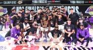 Титла за Коби: Лейкърс е шампион за 17-и път в историята си (видео)
