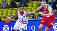 Втора поредна загуба за Бост и Монако в Еврокъп